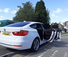 BMW 3 SERIES GRAN TURISMO 2.0 318D SPORT GT (S/S) 5DR