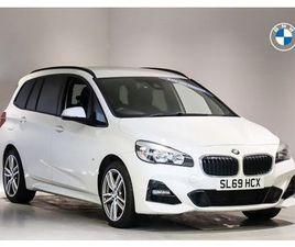 BMW 2 SERIES GRAN TOURER 218D M SPORT GRAN TOURER 2.0 5DR