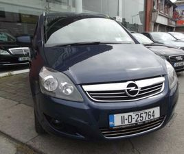 OPEL ZAFIRA 1.7 CLUB 7 SEATER 2011 FOR SALE IN DUBLIN FOR €4,750 ON DONEDEAL