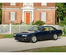 FOR SALE: 1986 FERRARI 412I IN PHILADELPHIA, PENNSYLVANIA