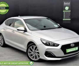 HYUNDAI I30 FASTBACK 1.0T 120PS FOR SALE IN TIPPERARY FOR €17995 ON DONEDEAL