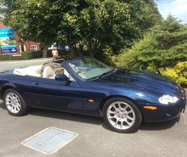 JAGUAR XKR 4.0 SUPERCHARGED 2DR