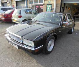 1987 JAGUAR XJ40 AUTO