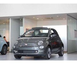 FIAT 500C 1.2I CLUB EDIZIONE (EU6D-TEMP) 471078