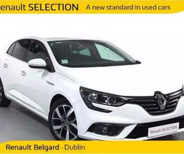 RENAULT MEGANE ICONIC FOR SALE IN DUBLIN FOR €21,200 ON DONEDEAL