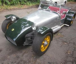 FOR SALE: 1983 LOTUS SUPER SEVEN IN STRATFORD, CONNECTICUT