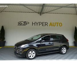 PEUGEOT 3008 BUSINESS 1.6 HDI 115CH FAP BVM6 PACK
