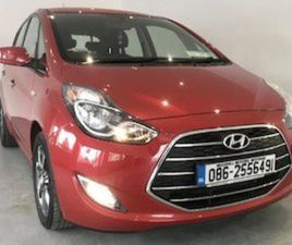 HYUNDAI IX20 1.4 PETROL 90HP DELUXE FOR SALE IN KERRY FOR € ON DONEDEAL