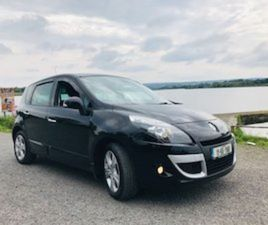 RENAULT SCENIC, 2011 1.5 DIESEL NCT 3/23 HIGH SPEC FOR SALE IN SLIGO FOR €4495 ON DONEDEAL