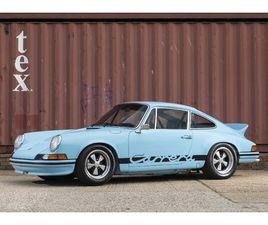 1973 PORSCHE 911 - CARRERA RS 2.7 LIGHTWEIGHT (M471)