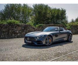 MERCEDES BENZ AMG GT C ROADSTER A GASOLINA NA AUTO COMPRA E VENDA