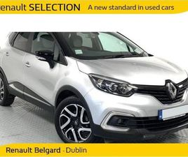 RENAULT CAPTUR ICONIC FOR SALE IN DUBLIN FOR €17,700 ON DONEDEAL