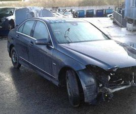 MERCEDES-BENZ C-CLASS, 2011 BREAKING FOR PARTS FOR SALE IN TYRONE FOR € ON DONEDEAL