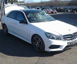 MERCEDES-BENZ C-CLASS, 2015 BREAKING FOR PARTS FOR SALE IN TYRONE FOR € ON DONEDEAL