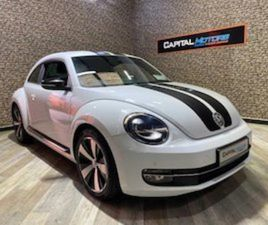 VOLKSWAGEN BEETLE SPORT 1.4 TSI BLUE CAR NUM BEE FOR SALE IN DUBLIN FOR €14950 ON DONEDEAL