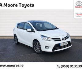 TOYOTA VERSO 7 SEAT DESIGN 1.6 D4D FOR SALE IN CARLOW FOR €20750 ON DONEDEAL