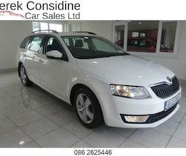 SKODA OCTAVIA SE BUSINESS 1.6 TDI CR 105PS FOR SALE IN CLARE FOR €12500 ON DONEDEAL