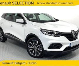RENAULT KADJAR ICONIC FOR SALE IN DUBLIN FOR €27400 ON DONEDEAL