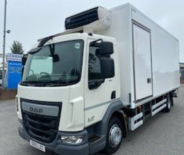 2015 DAF LF180 12 TON MULTI TEMP FRIDGE FOR SALE IN ARMAGH FOR €1 ON DONEDEAL