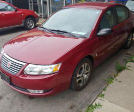 USED 2005 SATURN ION UPLEVEL ***DRIVES LIKE NEW/ONLY 54,000 KMS***