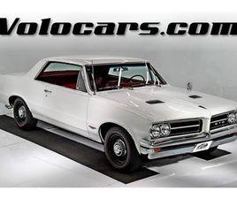 FOR SALE: 1964 PONTIAC GTO IN VOLO, ILLINOIS