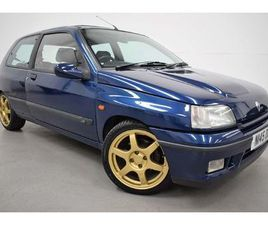 RENAULT CLIO 2.0 WILLIAMS 3 LIMITED EDITION 3DR