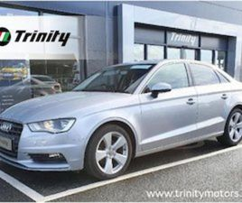 AUDI A3 SPORT NAVIGATION TDI 110 START/STOP LOW L FOR SALE IN WEXFORD FOR €19845 ON DONEDE