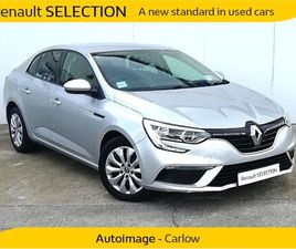 RENAULT MEGANE GC EXPRESSION SALOON 1.5 DCI 6 SPE FOR SALE IN CARLOW FOR €15,850 ON DONEDE