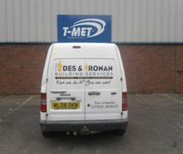FORD TRANSIT CONNECT , 2008 BREAKING FOR PARTS FOR SALE IN TYRONE FOR € ON DONEDEAL