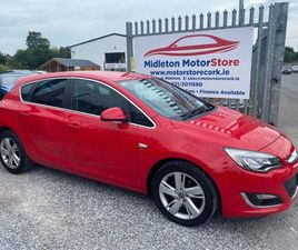 141 OPEL ASTRA 1.7CRDI FOR SALE IN CORK FOR €9,900 ON DONEDEAL