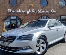SKODA SUPERB 1.6 TDI 120BHP AMBITION IRISH CAR H FOR SALE IN MEATH FOR €16450 ON DONEDEAL