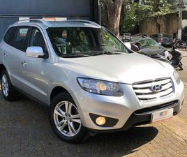 HYUNDAI SANTA FE 3.5 5L 4WD AUT. 5P - R$ 46.990,00