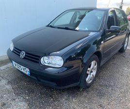 VOLKSWAGEN GOLF IV 1.4 75 ÉDITION GARANTIE FINANCEMENT POSSIBLE