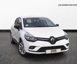 RENAULT CLIO IV DYNAMIQUE NAV TCE 90 M FOR SALE IN MEATH FOR €14,995 ON DONEDEAL
