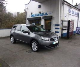 NISSAN QASHQAI +2, 2012 FOR SALE IN TIPPERARY FOR €6,900 ON DONEDEAL