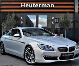 BMW 6-SERIE GRAN COUPE 640I HIGH EXEC INDIVIDUAL/ BENO/ SOFTCLOSE