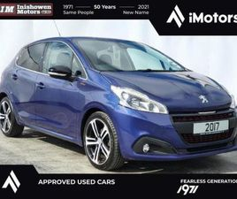 PEUGEOT 208 GT LINE 1.6L BLUEHDI 100(172REG) 99 FOR SALE IN DONEGAL FOR €12,950 ON DONEDEA