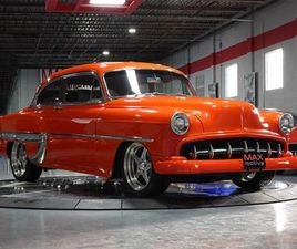 FOR SALE: 1954 CHEVROLET BEL AIR IN PITTSBURGH, PENNSYLVANIA