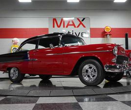 FOR SALE: 1955 CHEVROLET BEL AIR IN PITTSBURGH, PENNSYLVANIA