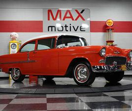 FOR SALE: 1955 CHEVROLET 210 IN PITTSBURGH, PENNSYLVANIA