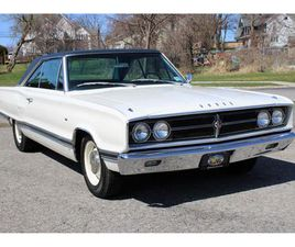 FOR SALE: 1967 DODGE CORONET IN HILTON, NEW YORK