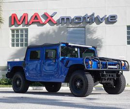 FOR SALE: 1994 HUMMER H1 IN PITTSBURGH, PENNSYLVANIA