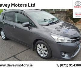TOYOTA VERSO VERSO 1.6D AURA 7-SEAT FOR SALE IN SLIGO FOR €11950 ON DONEDEAL