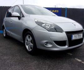 RENAULT SCENIC, 2011 FOR SALE IN DUBLIN FOR €5950 ON DONEDEAL