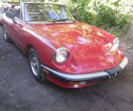 1986 ALFA ROMEO GRADUATE FOR SALE