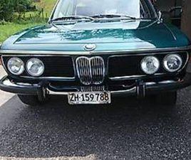 VETERANENFAHRZEUG BMW 2800 CS, BAUREIHE E9.