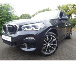 BMW X3 (G01) XDRIVE30DA 265CH M SPORT EURO6D-T