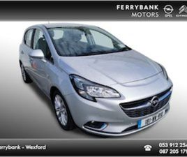 OPEL CORSA SE 1.3CDTI 95PS S/S 5DR FOR SALE IN WEXFORD FOR €12950 ON DONEDEAL