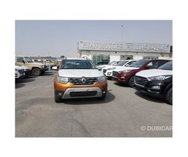 RENAULT DUSTER 4WD 2.0L ENGINE WITH SENSORS 2019 MODEL 0KM AUTO TRANSMISSION PETROL ONLY F