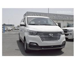 HYUNDAI H-1 2020 MODEL NEW SHAPE 12 SEATER PETROL AUTOMATIC TRANSMISSION ONLY FOR EXPORT F